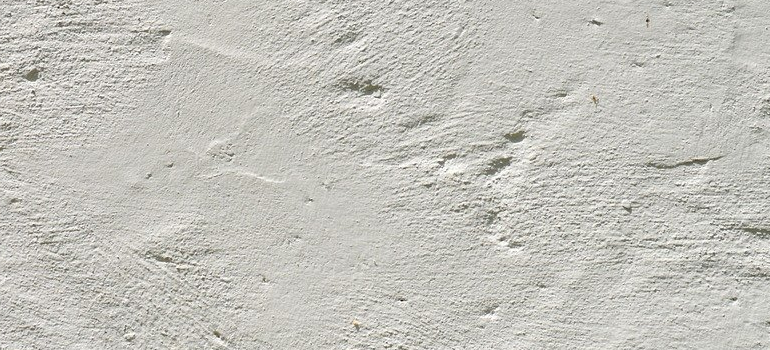 walls you need to patch as a part of Household repairs after the relocation