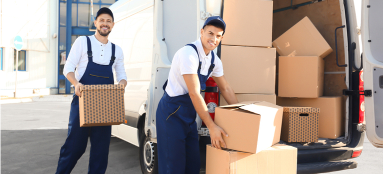 our team of barrhaven movers
